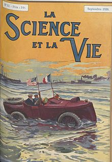 Salon De L Auto >> Science et Vie — Wikipédia