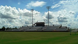 LSU Soccer Stadium - LSU Soccer Stadium