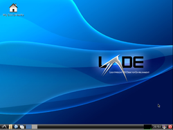 LXDE Screenshot