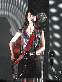 La Grande Sophie singer