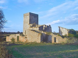 Passanant i Belltall - La Sala de Comalats village