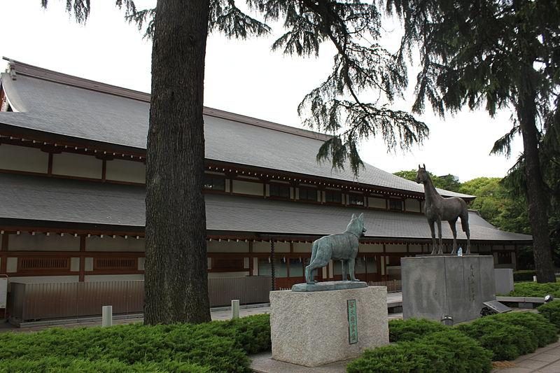 File:Laika ac Yasukuni Shrine (7478706578).jpg