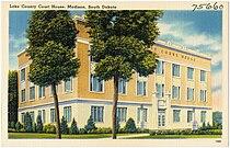 Lake County Court House, Madison, South Dakota (75660).jpg