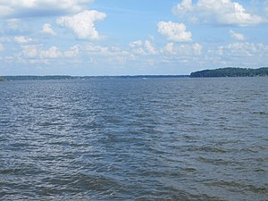 Farmerville, Louisiana - Lake D'Arbonne at Farmerville