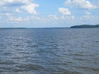 Farmerville, Louisiana - Lake D'Arbonne at Farmerville