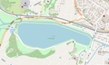Lake Senba Mito Ibaraki map.png