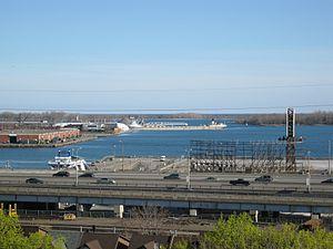 Lake freighter Mississagi in the Eastern Gap -f.jpg
