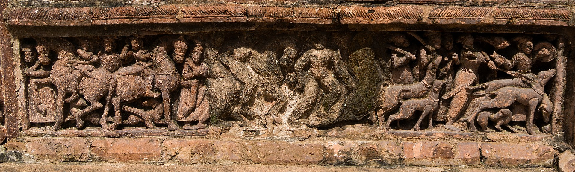Lalji Temple - Kalna - Outer Panel - 11.jpg