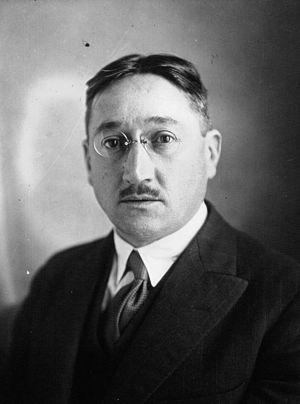 Lucien Lamoureux (France) - Lucien Lamoureux in 1929