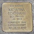Landshut Stolperstein Schönmann, Katharina.jpg