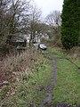 Lane at Lee Mill - geograph.org.uk - 684528.jpg