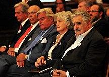 Uruguay-Foreign relations-Lanzamiento Bicentenario Uruguay (15515853247)