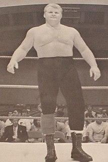Larry Hennig American professional wrestler