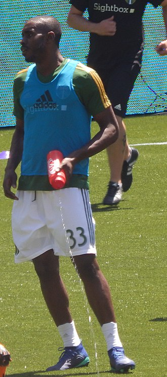 Larrys Mabiala - Image: Larrys Mabiala Timbers (cropped)