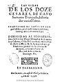 Las vidas de los doze Cesares 1596.jpg