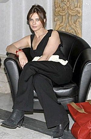 Laura Morante - Laura Morante in 2007.