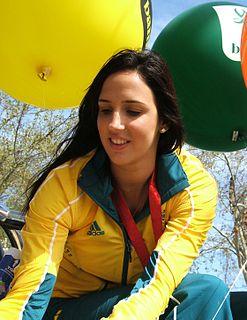 Laura Hodges Australian female professional basketball player