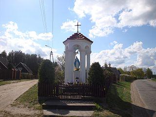 Łążek, Kuyavian-Pomeranian Voivodeship Village in Kuyavian-Pomeranian, Poland