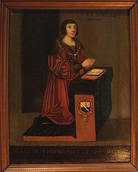 Pierre Terrail(portrait du XVIesiècle).
