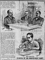 Leaders Of The Independent Party, Advertiser sketch, 1900.jpg