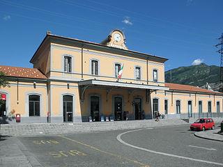 Lecco railway station