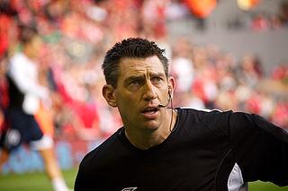 Lee Probert English football referee