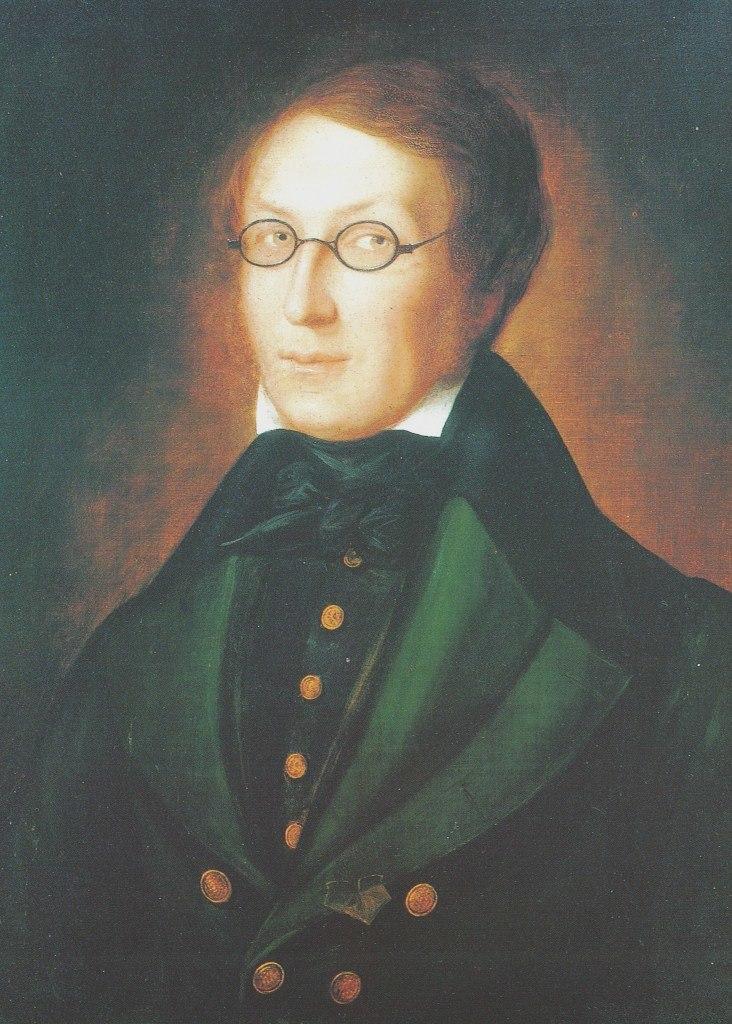 Lehmann Wergeland 1842