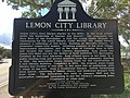 Lemon City Library plaque.jpg