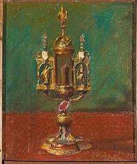 Relikwiarz fundacji króla Zygmunta I