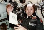 תצלום הקוסמונאוט אלכסיי ליאונוב