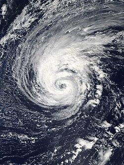 Ouragan Leslie (2018) — Wikipédia