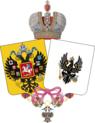 Lesser CoA of the empress Alexandra Feodorovna of Russia.png