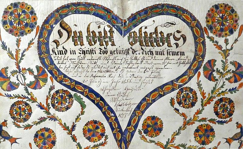 File:Lettre de baptême-Birlenbach-1858.jpg