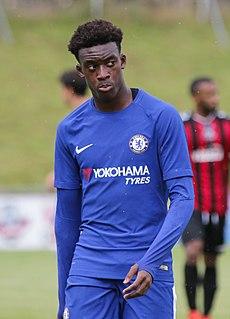 Callum Hudson-Odoi English association football player