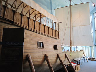 Lewis and Clarks keelboat