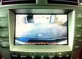 Lexus backup camera safety system.