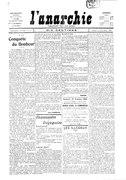 Libertad - À la conquête du bonheur, paru dans L'Anarchie, 25 octobre 1906.djvu