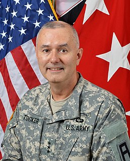 Michael S. Tucker United States general