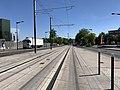 Ligne 5 Tramway Boulevard Jean Mermoz Pierrefitte Seine 2.jpg