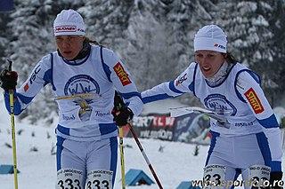 Liisa Anttila orienteer