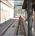 Lille - Travaux en gare de Lille-Flandres (I03, 23 août 2013).JPG