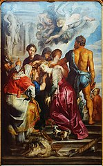 the Martyrdom of S. Catherine