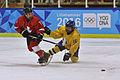 Lillehammer 2016 - Women hockey - Sweden vs Switzerland 36.jpg