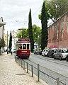 Lisbon. Tram 15 in Estrella. (27072629247).jpg