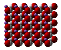 Image illustrative de l'article Hydroxyde de lithium