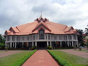 Elamkulam, Kochi - Little Flower Church
