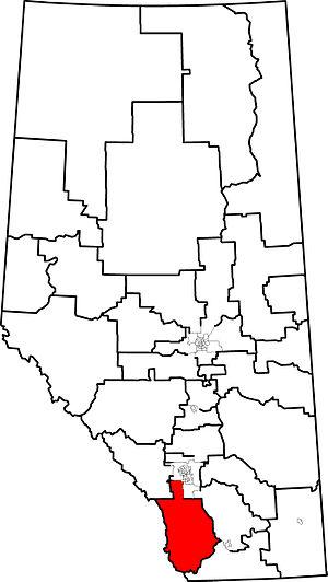 Livingstone-Macleod - 2010 boundaries