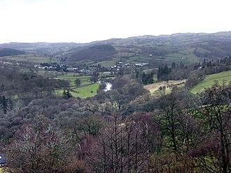Llandderfel - Image: Llandderfel geograph.org.uk 750615
