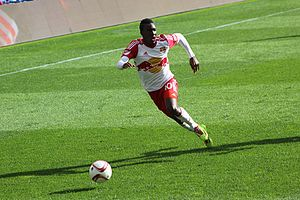 Lloyd Sam - Lloyd Sam in action for New York Red Bulls in 2015