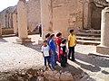 Local children in the temple ruins Dura Europos (4103182452).jpg
